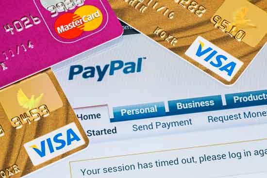 Как совершить перевод на PayPal