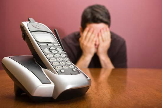 Как дать отпор звонкам от надоедливых коллекторов