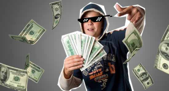 Как подростку легко подзаработать и накопить денег на личные нужды