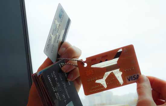 Экономим на перелётах или как банковская карта спасёт ваш бюджет
