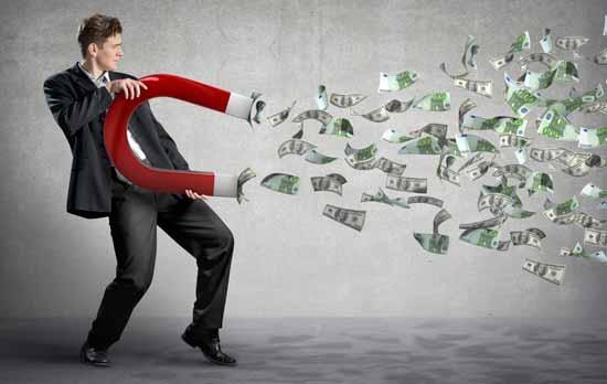 Учимся правильно привлекать деньги на свою сторону