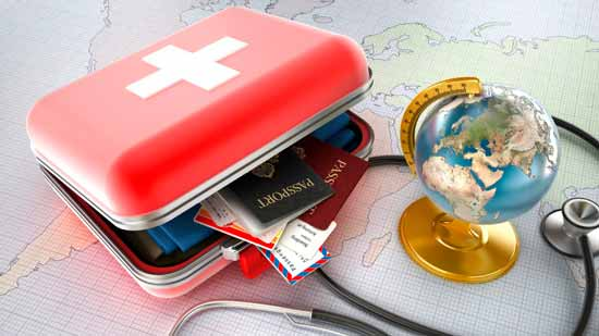 Зачем делать страховку при выезде за границу