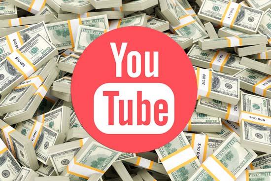 Как можно зарабатывать деньги на YouTube за просмотры