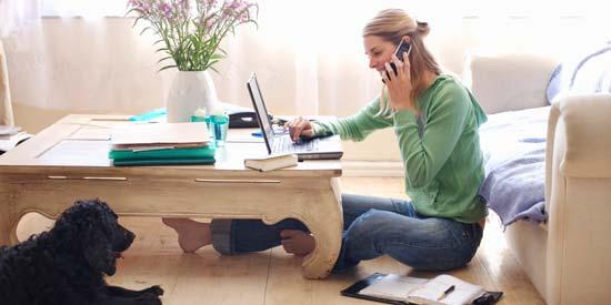 Лучшие способы зарабатывать деньги не выходя из дома