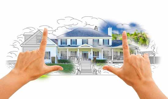 Где взять самый лучший кредит для строительства дома на земле