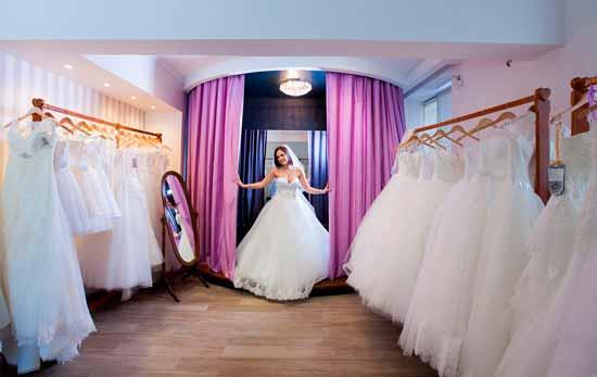 Что необходимо знать, чтобы создать прибыльный салон свадебных платьев