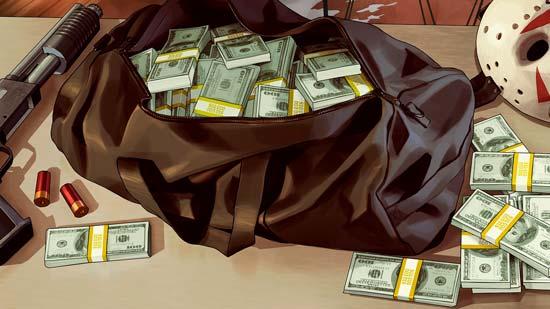 Как сразу разбогатеть в GTA V
