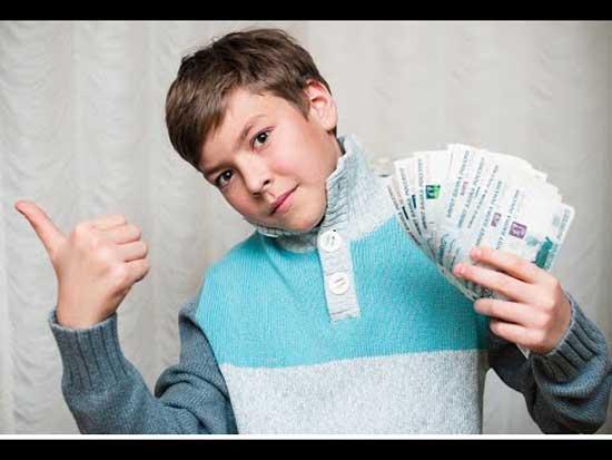 Зарабатываем деньги в интернете на карманные расходы