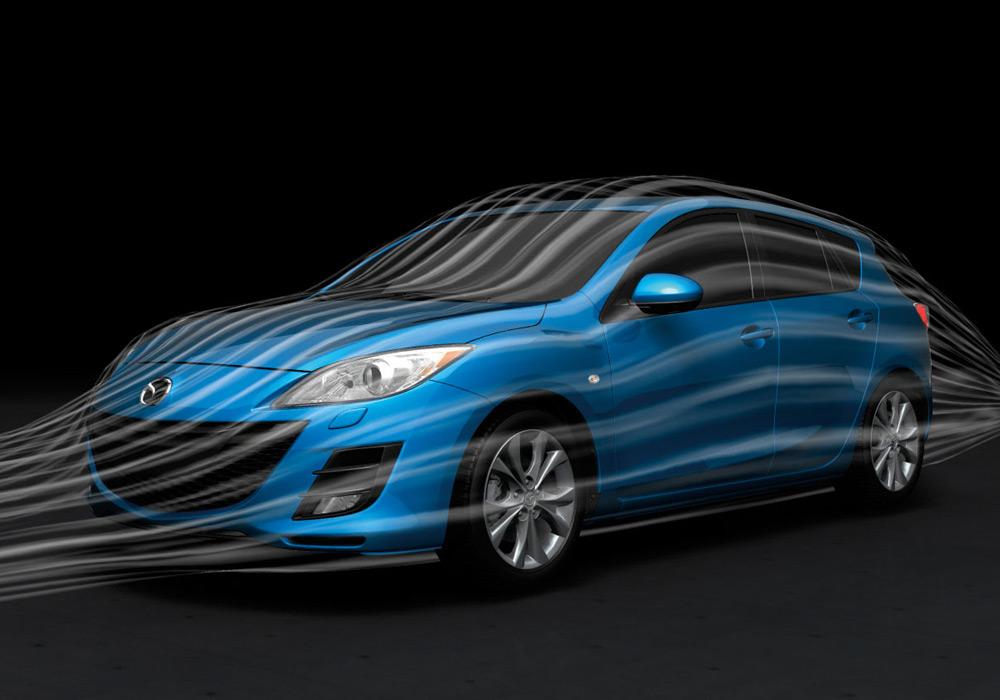 Аэродинамика авто