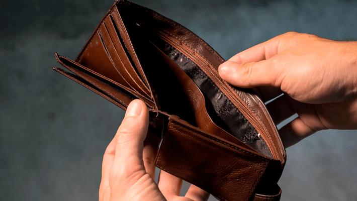 Основной признак банкротства