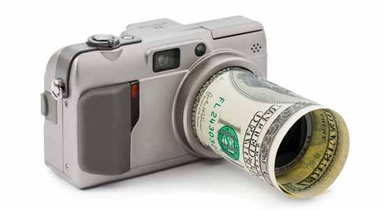 Учимся быстро зарабатывать в интернете на фотоснимках