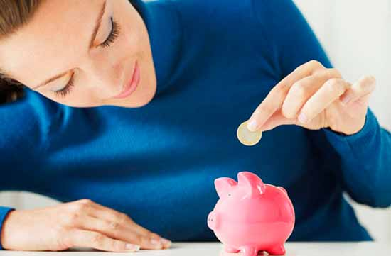 Как правильно копить деньги при не большой зарплате