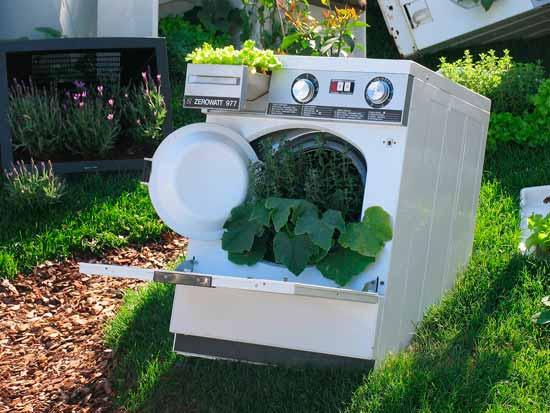 Что делать с отслужившей стиральной машиной